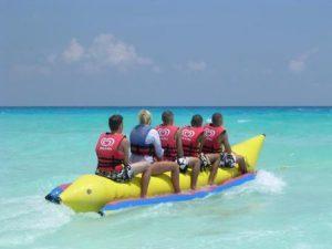 Suntans on Cruises